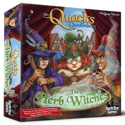 Quacks of Quedlinburg: The Herb Witches