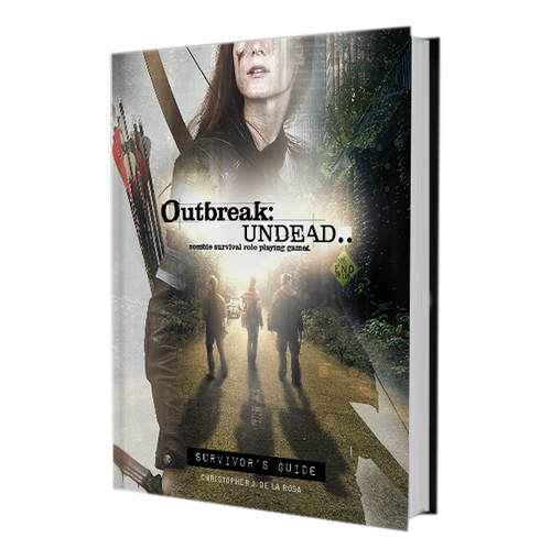 Outbreak: Undead: Survivors Guide 2nd book