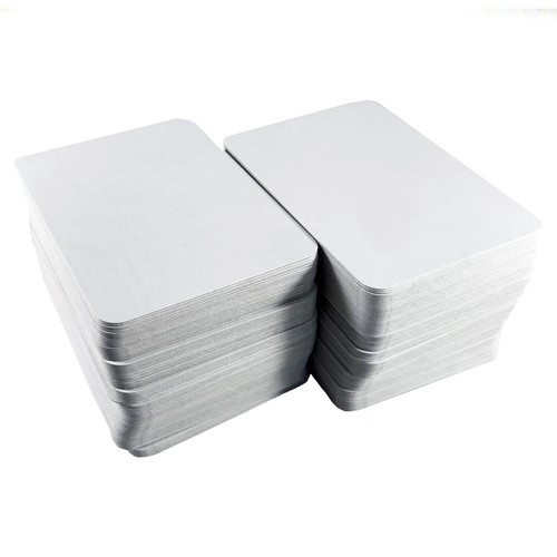 200ct Mini Cards Blank Matte 2.5x1.75