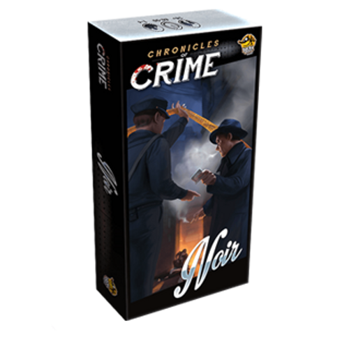 Image of Chronicles of Crime: Noir packaging