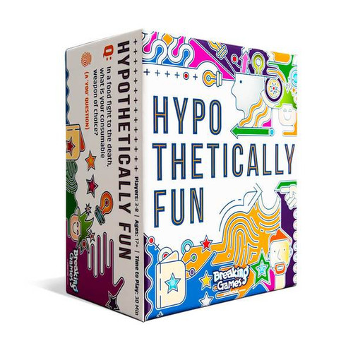 Hypothetically Fun box image