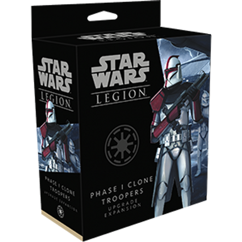 SWL: Phase 1 Clone Troopers Upgrade