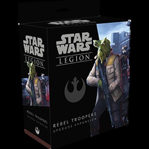 SWL: Rebel Troopers Upgrade