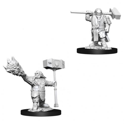 D&D NMU: Male Dwarf Cleric W11
