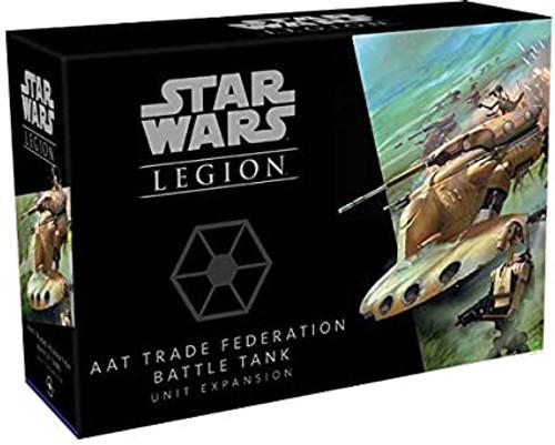 SWL: AAT Trade Federation Battle Tank