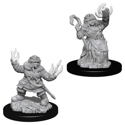 PF DC: Female Dwarf Summoner W7