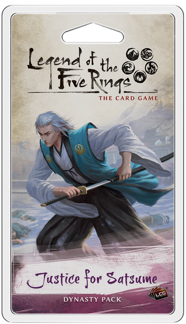 L5R Justice for Satsume Dynasty Pack