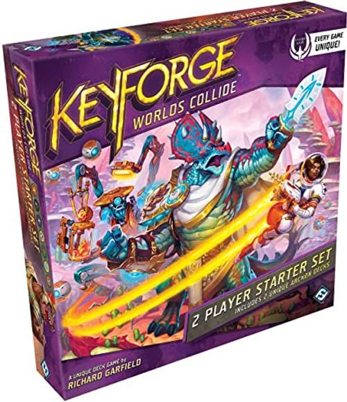 KeyForge: Worlds Collide Starter