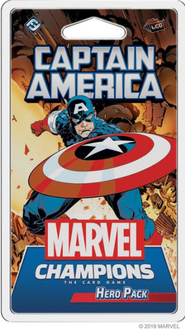 Marvel: Captain America Hero Pack