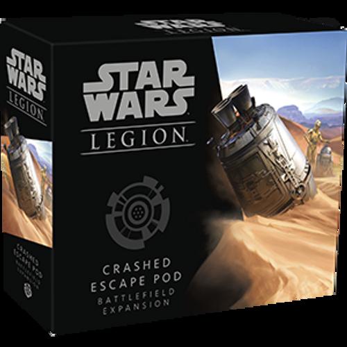 SWL: Crashed Escape Pod