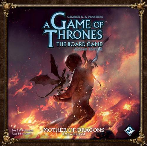 GoTBG2E Mother of Dragons exp