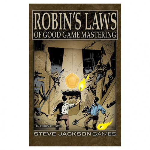 Robin`s Laws: Of Good Game Mastering