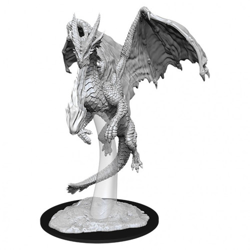 D&D NMU: Young Red Dragon W11