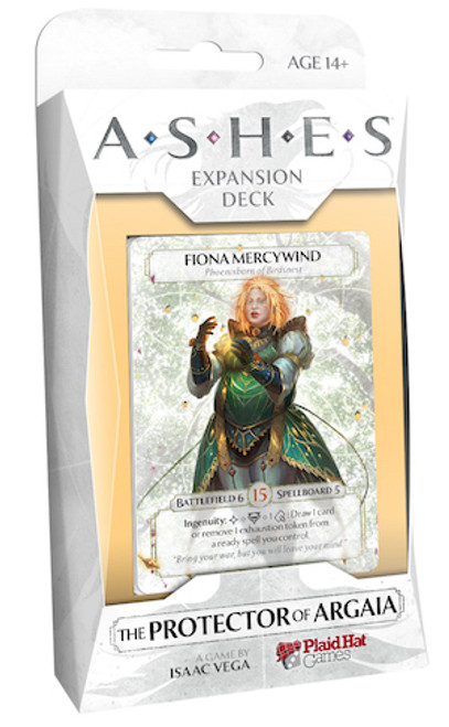 Ashes: The Protector of Argaia Expansion