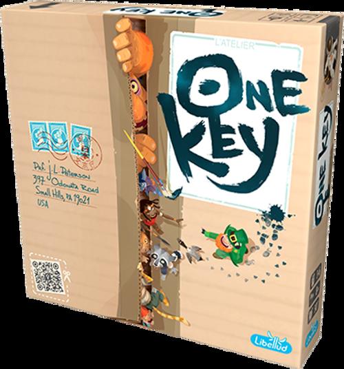 One Key box image