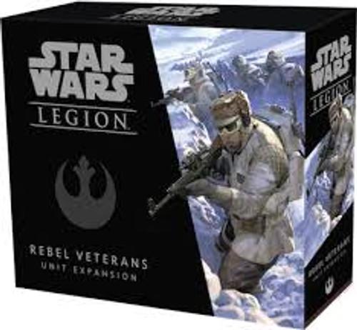 SWL: Rebel Veterans