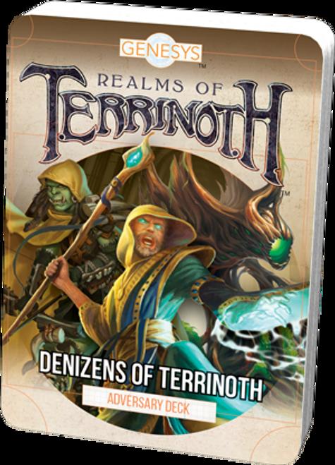 Genesys RPG: Denizens of Terrinoth
