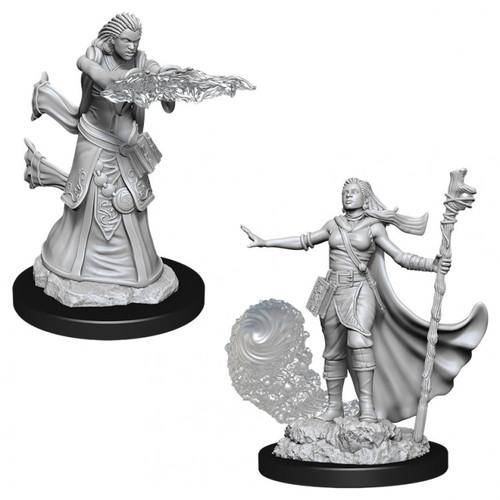 D&D NMU: Female Human Wizard W11