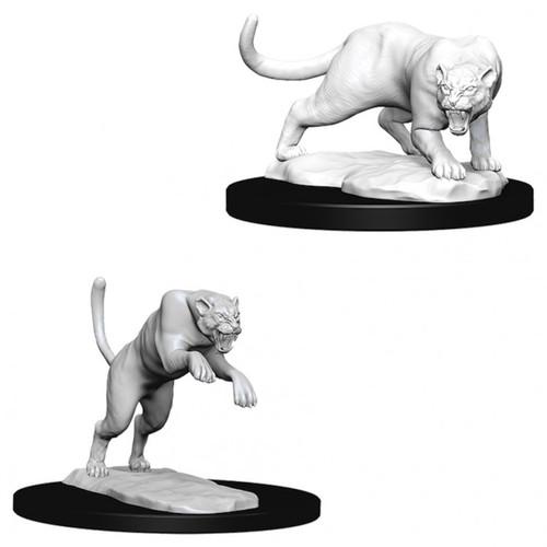 D&D: NMU: Panther & Leopard W6