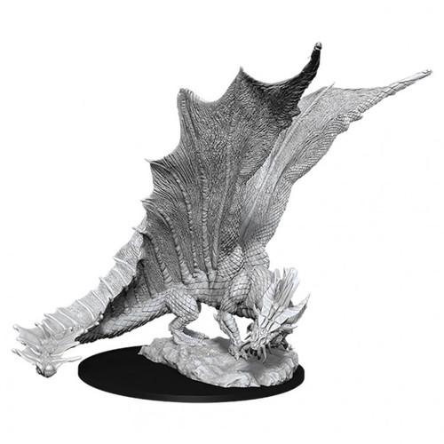 D&D NMU: Young Gold Dragon W11