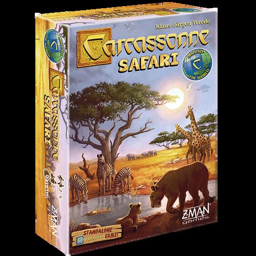 Carcassonne Safari Box
