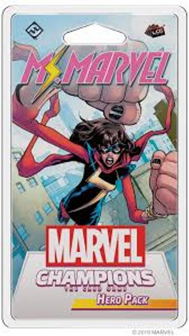 Marvel: Ms. Marvel Hero Pack