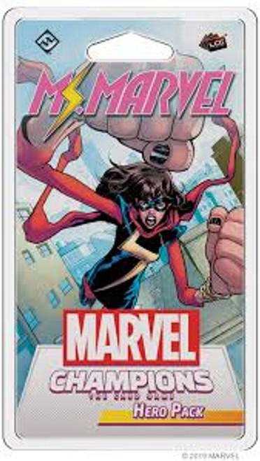 Marvel: Ms. Marvel Hero Pack