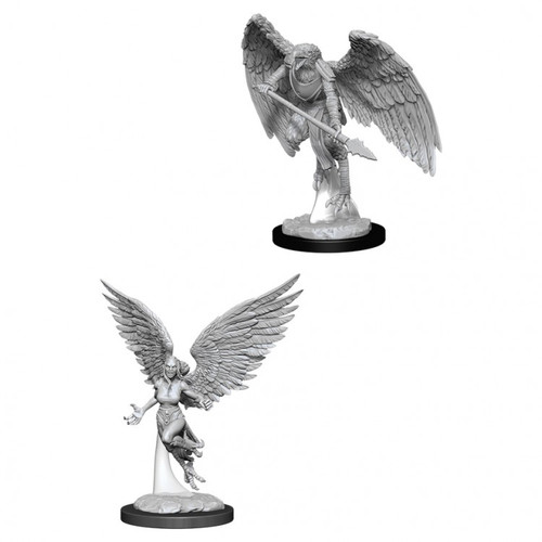 D&D NMU: Harpy & Arakocra W11