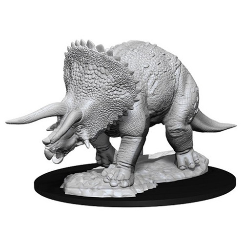 D&D NMU: Triceratops W7