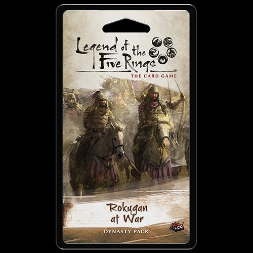 L5R Rokugan at War Dynasty Pack