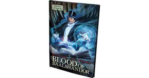 AHC: Novel: The Blood of Baalshandor