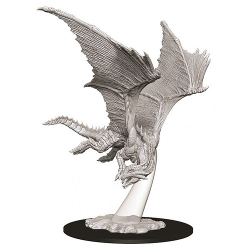 D&D NMU: Young Bronze Dragon W9