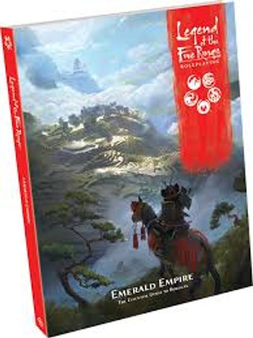 L5R RPG Emerald Empire