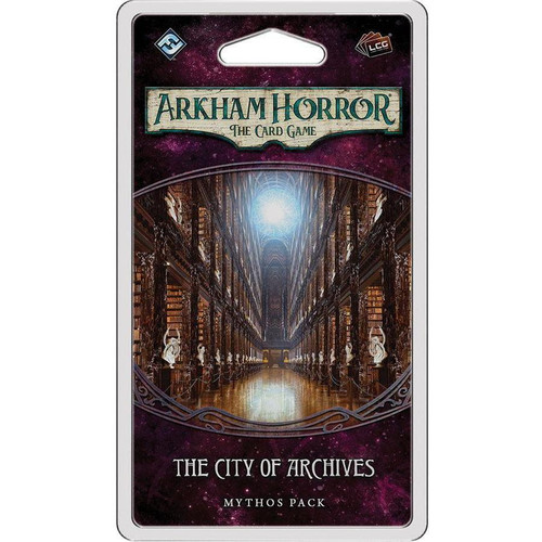 AHC: The City of Archives Mythos Pack