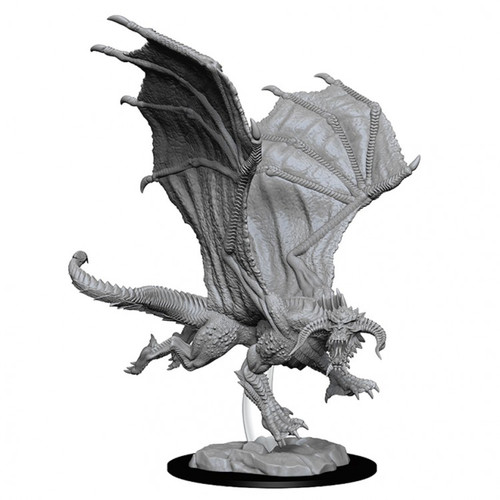 D&D NMU: Young Black Dragon W8