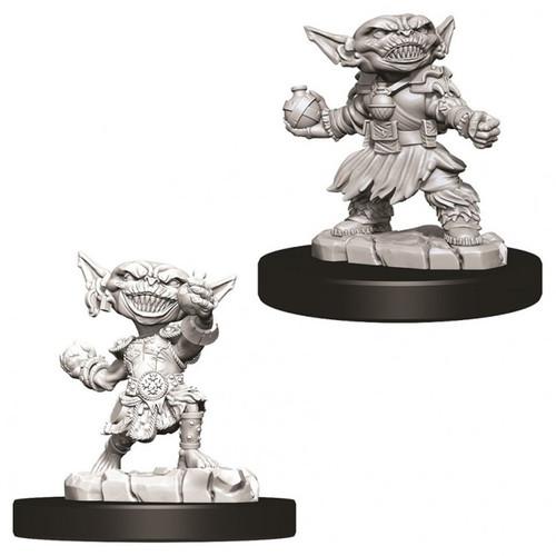 PF DC: Female Goblin Alchemist W9