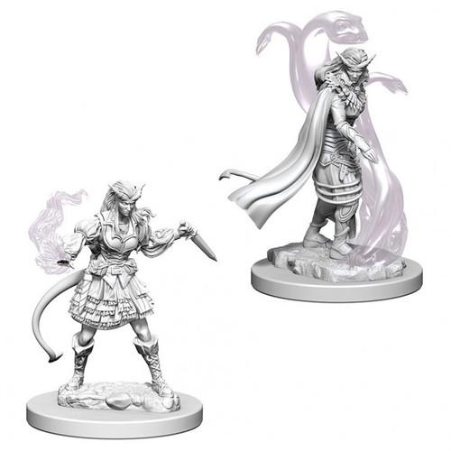 D&D NMU: Tiefling Female Sorcerer