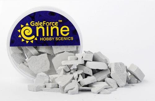 Concrete Rubble Mix