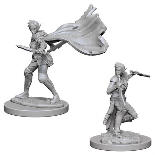PF DC: Elf Female Rogue