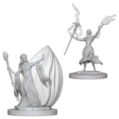 D&D NMU: Elf Female Wizard