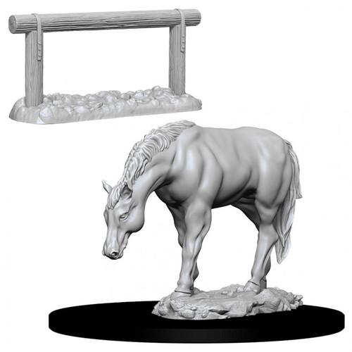 PF DC: Horse & Hitch W10