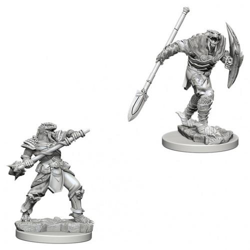 D&D NMU: Dragonborn Male Fighter
