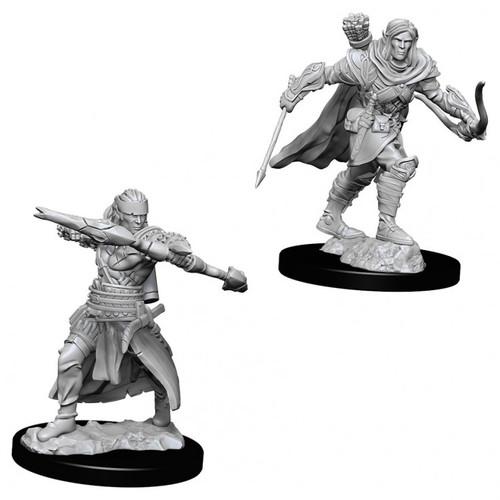 PF DC: Male Half-Elf Ranger W7