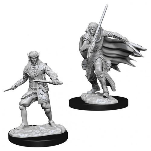 WZK DC: Male Elf Rogue W10