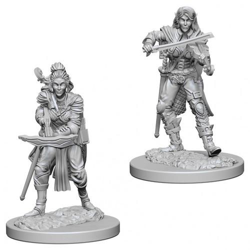 PF DC: Elf Female Bard