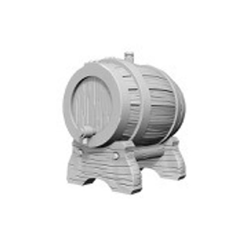 WZK DC: Keg Barrels
