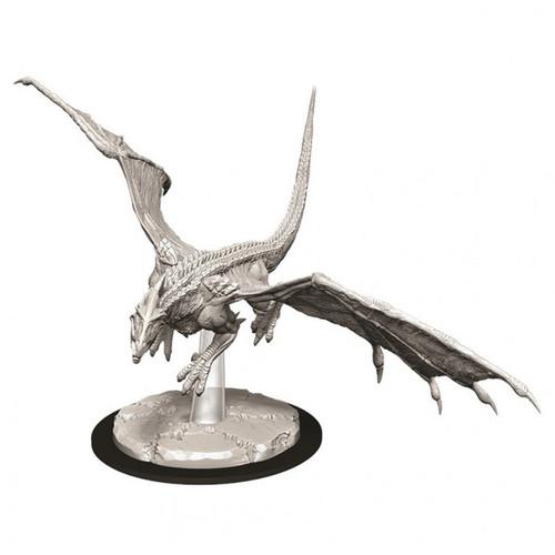 D&D NMU: Young White Dragon W9