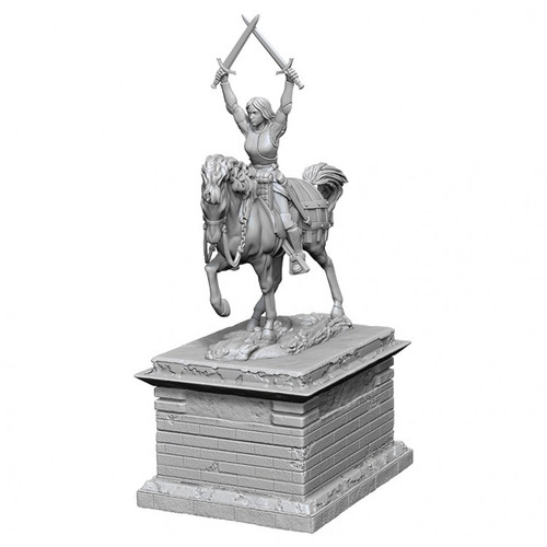 PF DC: Heroic Statue W10