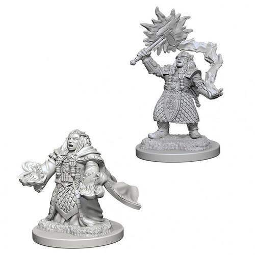 D&D NMU: Dwarf Female Cleric