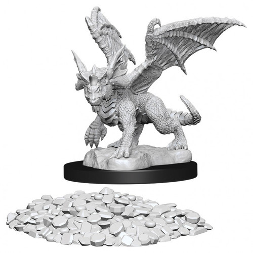D&D NMU: Blue Dragon Wyrmling W10